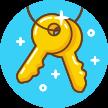 کلیدهای طلایی ما در اختیار شما